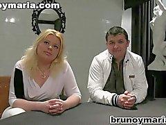 jamona Rubia Испанское follando собственной brunoymaria