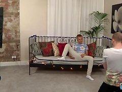 Gay dinamarquês (Chris Jansen - CJ) Gays Manhub 22