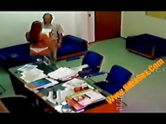 Voyeur Arabsex Caught By Security Cam HibaSex.Com