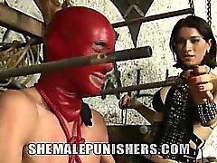 Adriana , Gabrielly , Paola und Walkiria Angriffs dieser Sklave bei