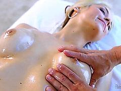 Reines Aged bedrohlich gefürchteten Sarah Vandella  reine Massage gefürchteten)