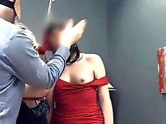 Extremely hardcore BDSM rope copulate with anal action