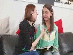 deux lesbiennes exceptionnelles grâce à vibreur