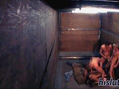 Aliz mest Sıcak tecavüz eylem