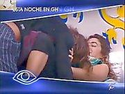Big Brother Spain Melania public fucking