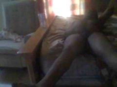 Watching..Black Mom соседу и Янг BBC..I все еще не KNO почему она рассмеяться
