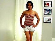Agent Grooms Brunette Teen Model