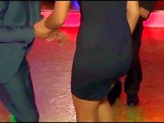 Turkisk Milf mini kjol