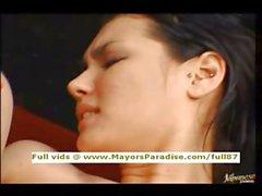 Maria Ozawa ed Yuka Osawa colpevoli ragazze cinesi leccate