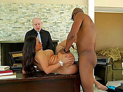 Aged Interracial HD Porn Movie Scenes