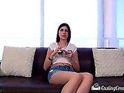 CastingCouch -X - Сексуальная Миранды Миллера занимается сексом