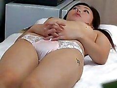 Hiddencam in clinic massage room
