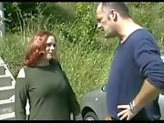 Cute Chubby Redhead Gets Her Puss Creamed On