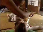 Uncensored japanische erotische Teen Strumpfhosen Fetisch