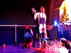 Vanessa Newton stage performance at EROTS-2014 Part II