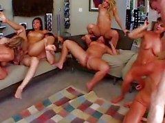 Pornstar orgy (Arianaa Jolle & Katja Kassin)