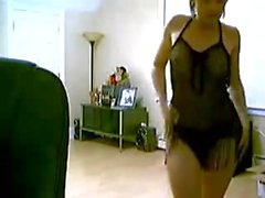 My ex playing with her brother - cam19