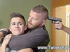 Gay porn Andy di Taylor , Ryker di Madison ed Ian Levine era di 3 lil marchette '