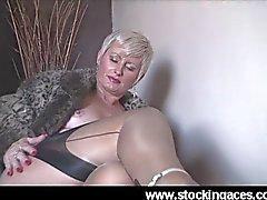 Секси Дерзкий Сэлли ИФОМ в колготках