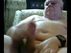 isoisä cum webcam