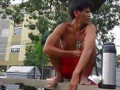 Str8 india freeballing and bulge