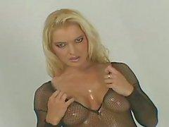 Sexy Blonde Bitch Fucked Hard
