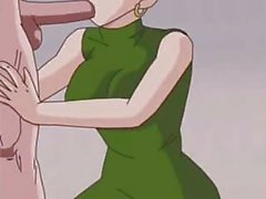 Dragonball Z Hentai Gohan ve Bulma Seks