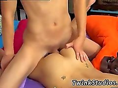 Video gay porno twinks teen Levon is