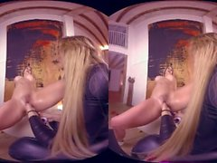 Superheroes premiere I - sexlikereal - VR Porn