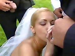 Düğünden sonra kamu fuck gelin