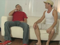 Foot Freak Roomies JESSIE COLTER LANCE HART NITO