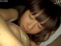 Amateur Blowjob mit Schlaf Teenager