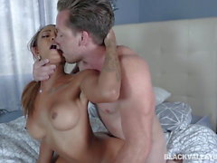 ebony envoy a fat cock