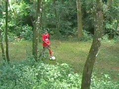 Futbol - Сцена 1
