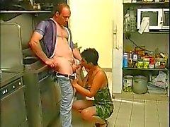 stretto figa cazzo di matura della cucina