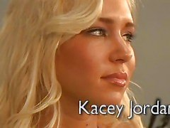 Eyaculación colectiva impresionante - de Kacey de Jordania