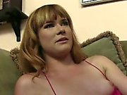 Redhead Claire Robbins Anal Fucked in front of her Cuckold