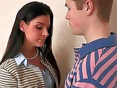 Nada stepmom India Summer seduce a adolescentes tipo