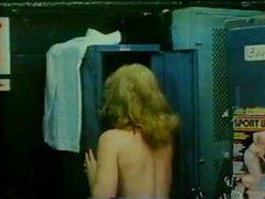 Vanessa del Rio John Leslie Gloria Leonard in classic porn movie