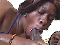 BBBW le suce sa grosse queue avant de se faire a martelé par elle
