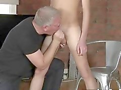 nackte Männer Spanking die Schüler Jakob daniels