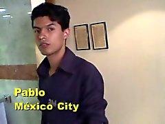 Chico Hispano - von Americano Masturbandose
