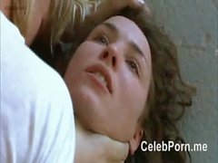 Noomi Rapace hairy pussy and rough sex scenes
