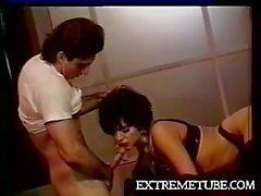 Vintage TS lady gets banged hard