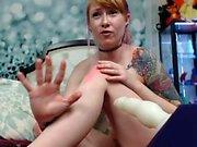 Teenies webcam masturbación anal