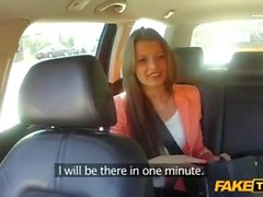 Liona Levi in Fake Taxi