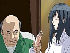 Hentai joven que la esposa se comparte