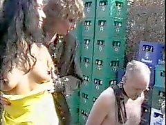 Klassieke Duitse fetish video FL 15