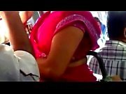 Groping Indian Lady On A Train - Public