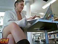 public library webcam masturbation mfc